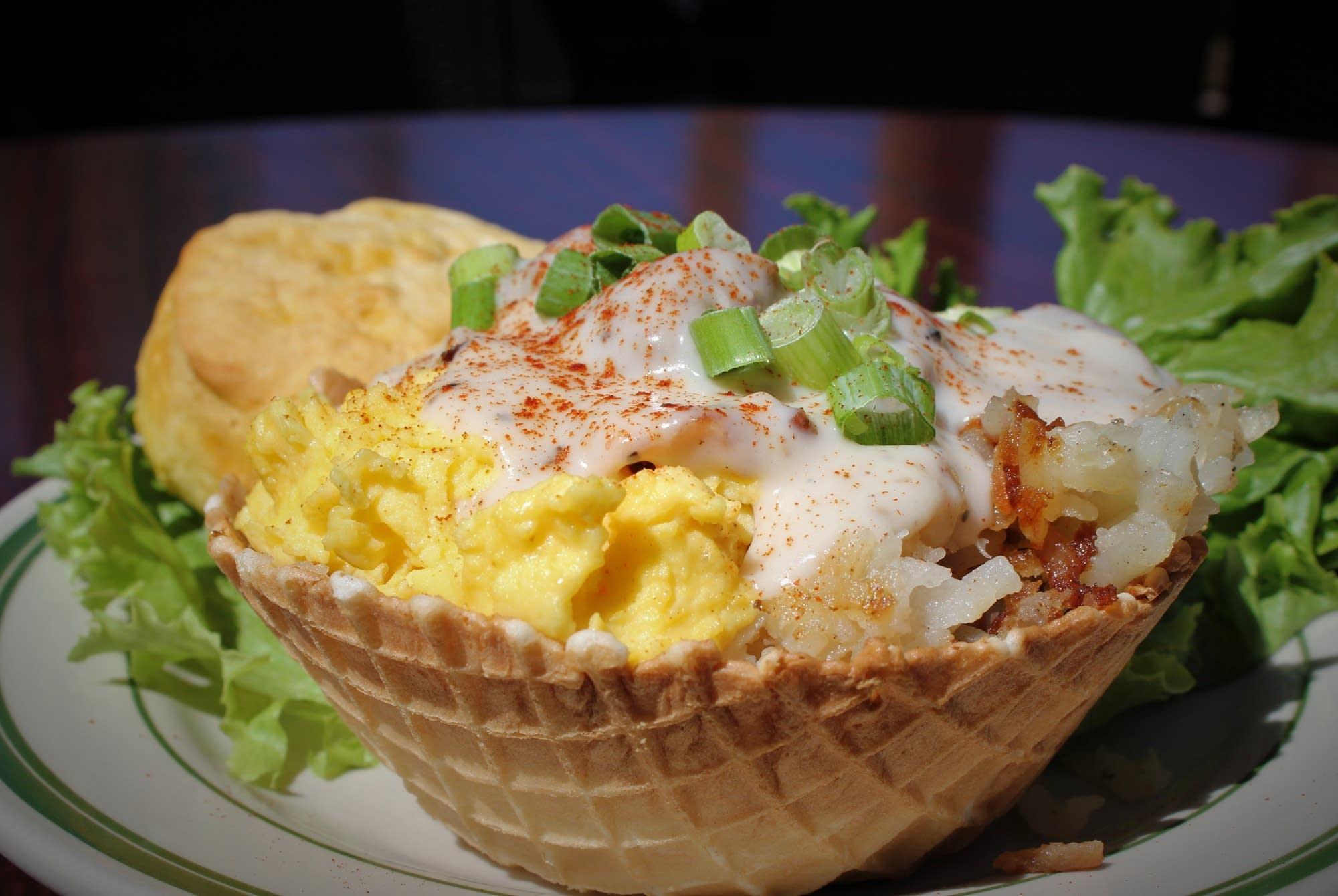 Breakfast Buddy Bowl