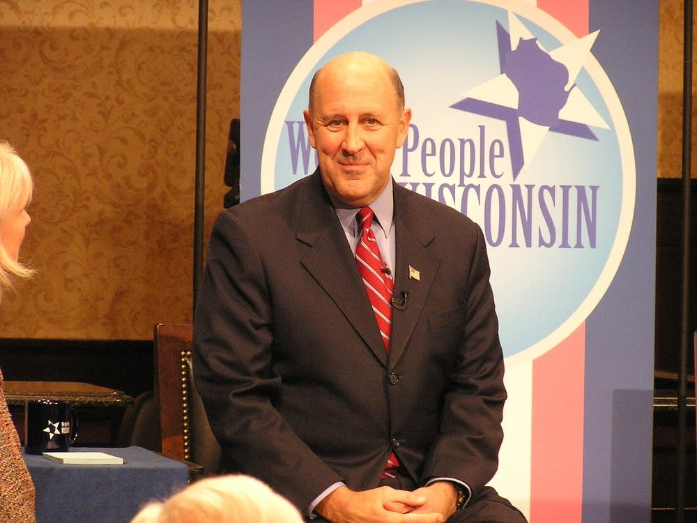 Wisconsin Gov. Jim Doyle