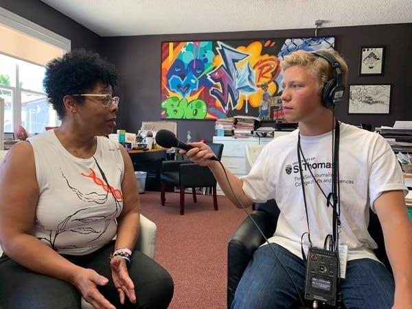 Josiah Lemm interviews DeAnna Cummings