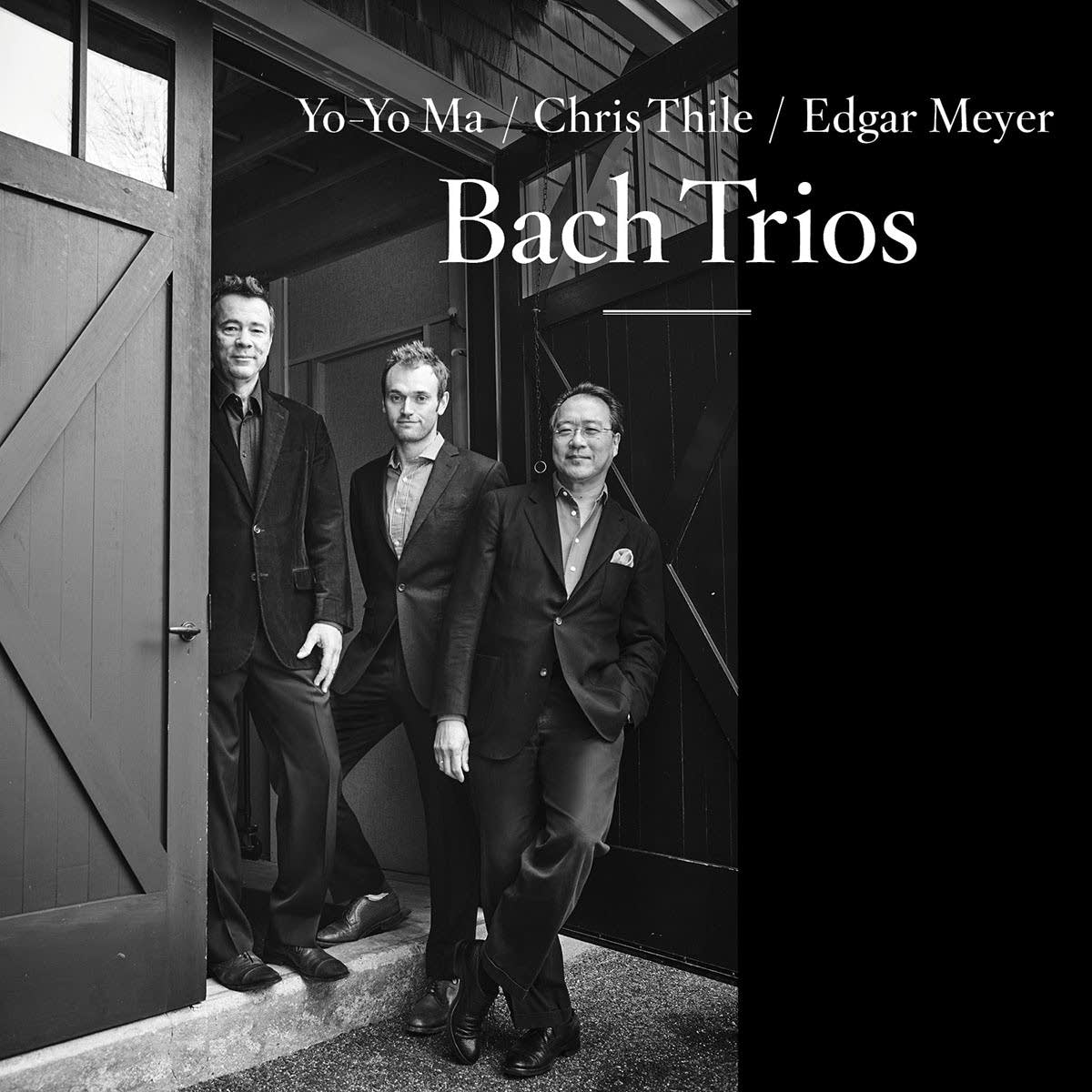Yo-Yo Ma, Chris Thile, Edgar Meyer: Bach Trios