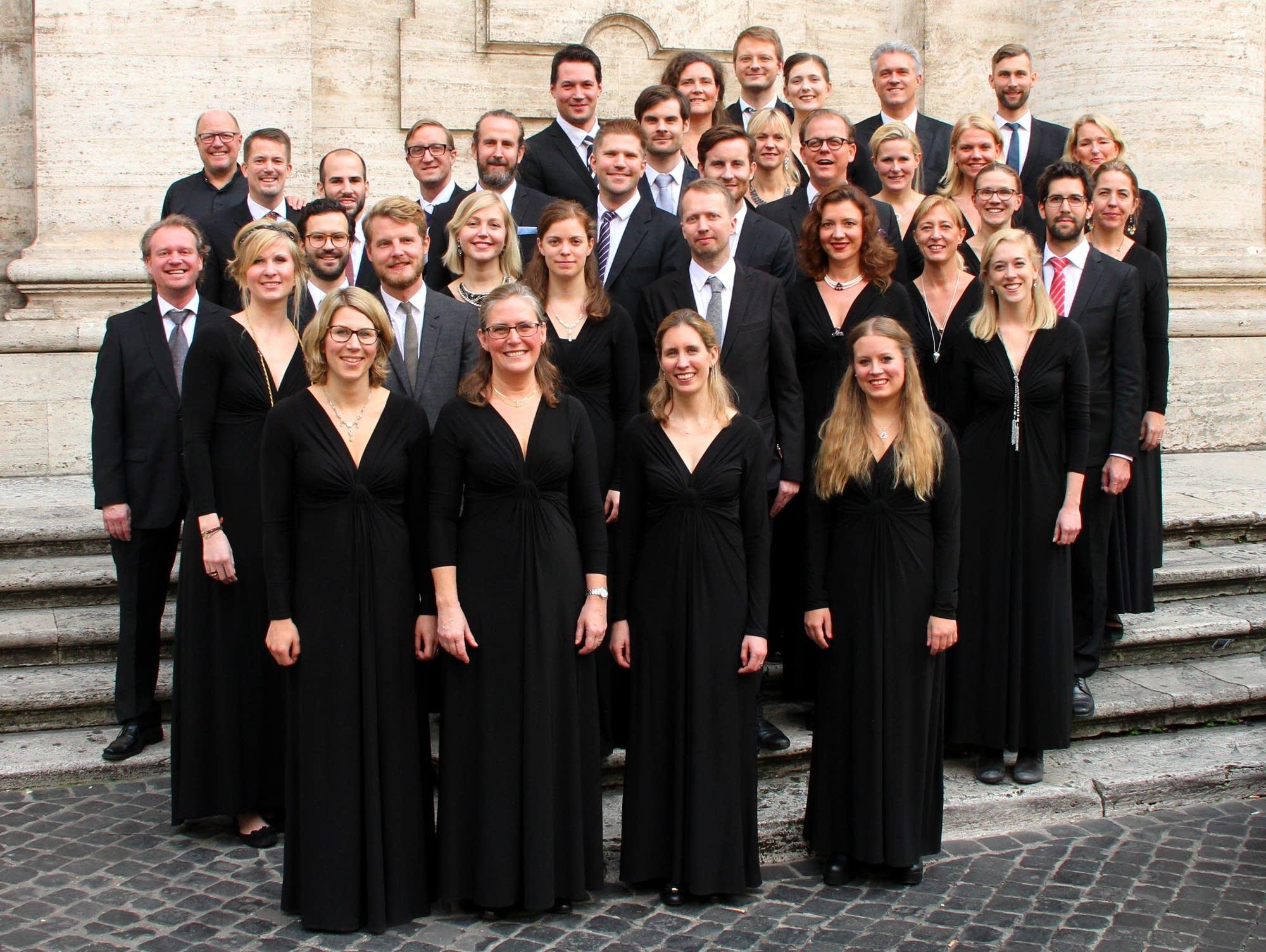St. Jacob's Chamber Choir