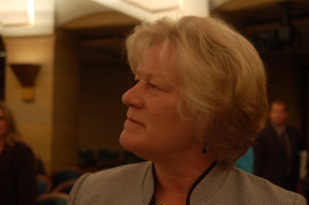 Lt. Gov Carol Molnau
