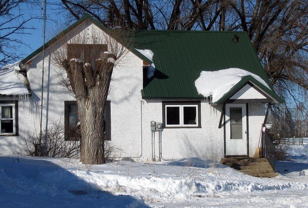 Randall farmhouse