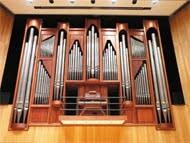 1990 Fisk organ at Lippes Concert Hall, SUNY-Buffalo, NY