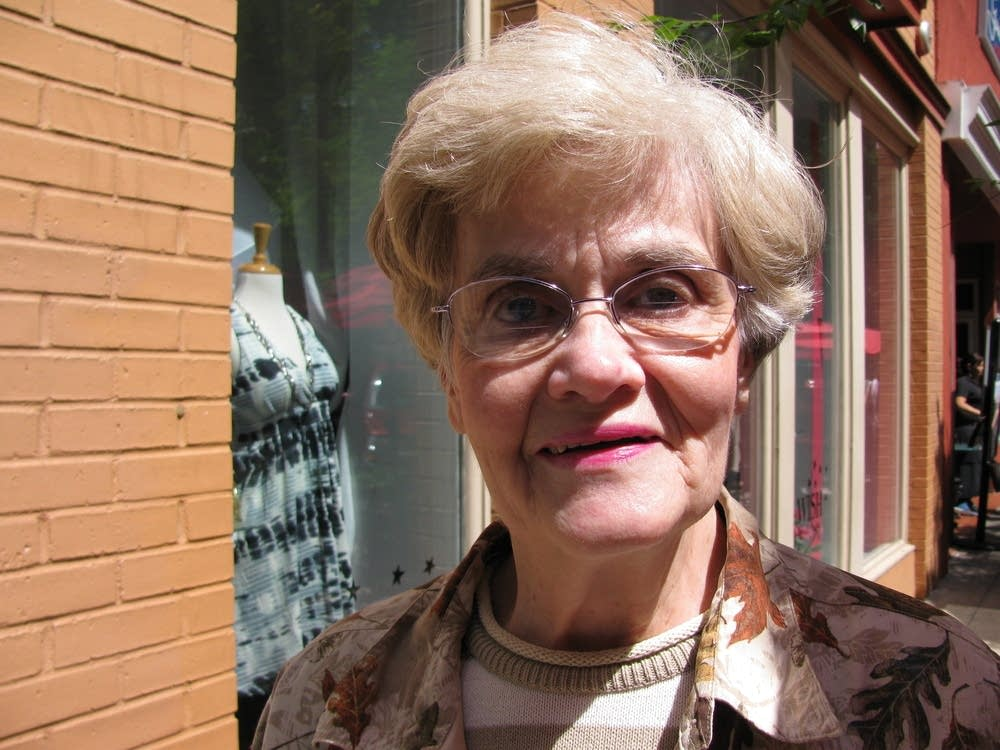 Mary Shand