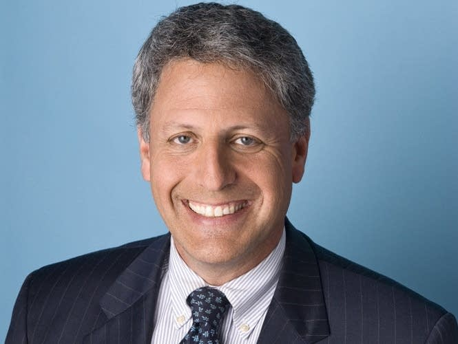 New NPR chief