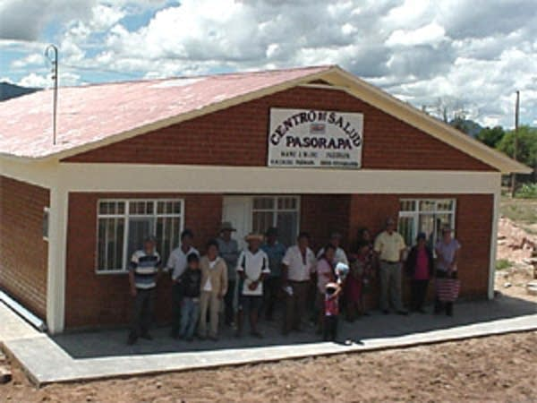Clinic in Bolivia