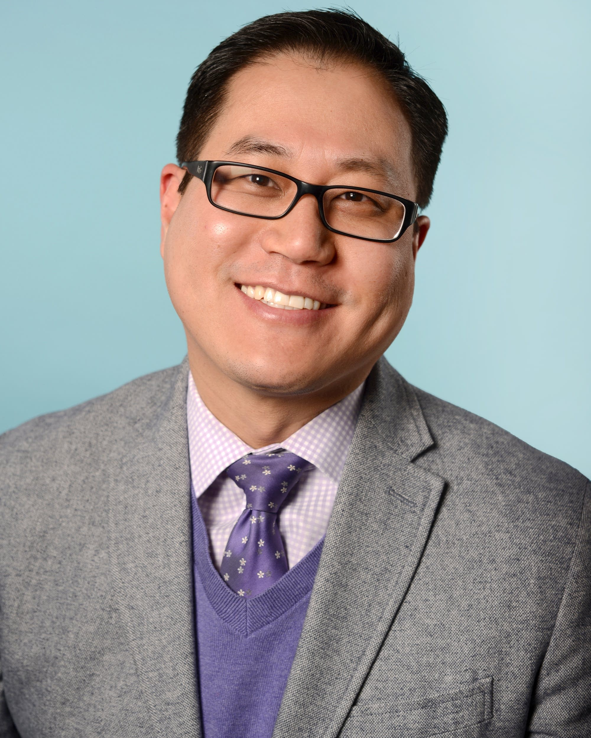 Joseph Lee, medical director of Hazelden Betty Ford's youth services.