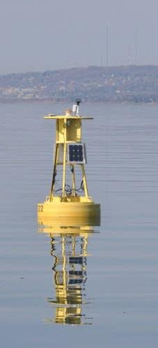 Lake Superior nearshore buoy