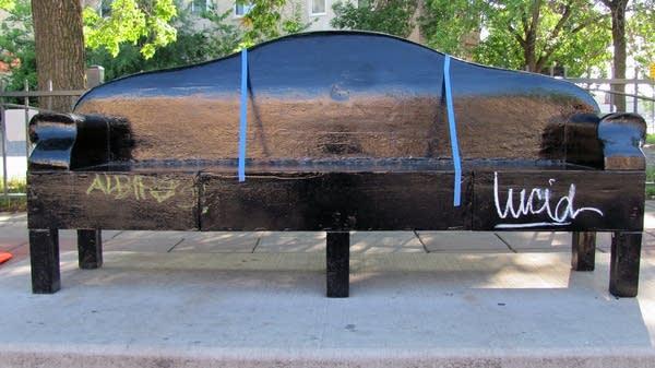 Art bench