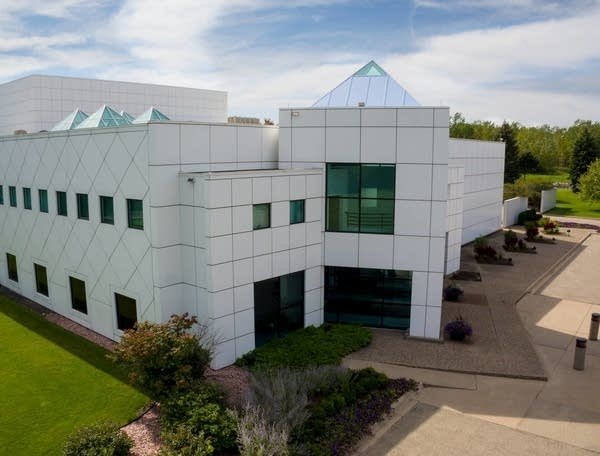 Exterior of Paisley Park