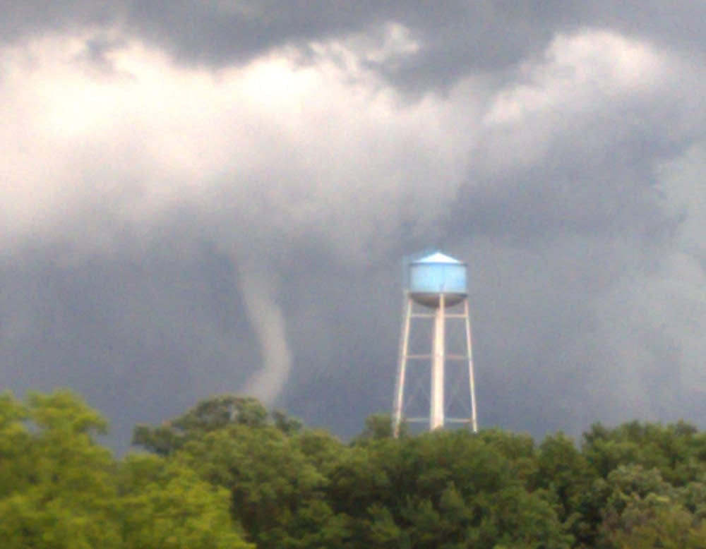 Northfield tornado