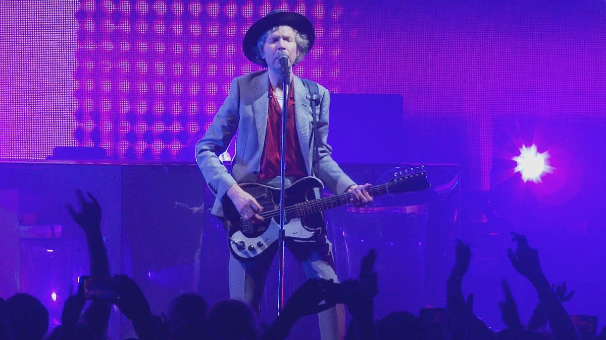 Beck performs 'Devil's Haircut' on CBS This Morning's Saturday Session