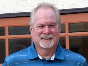 Pine Island mayor Rod Steele