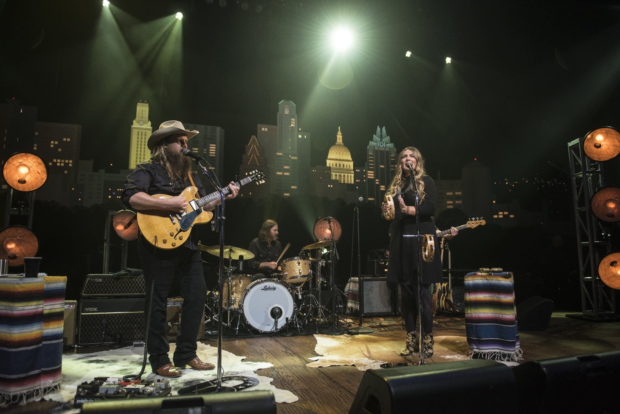 Chris Stapleton on 'Austin City Limits'