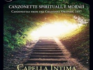 Canzonette Spirituali, e Morali