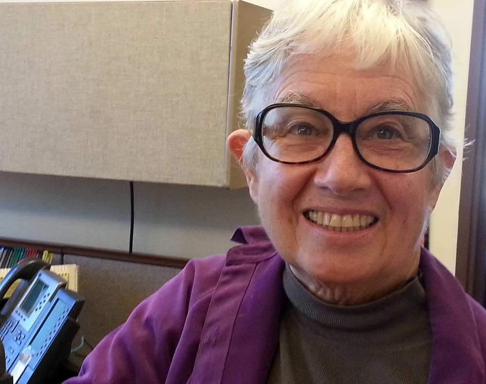 DFL State Rep. Phyllis Kahn
