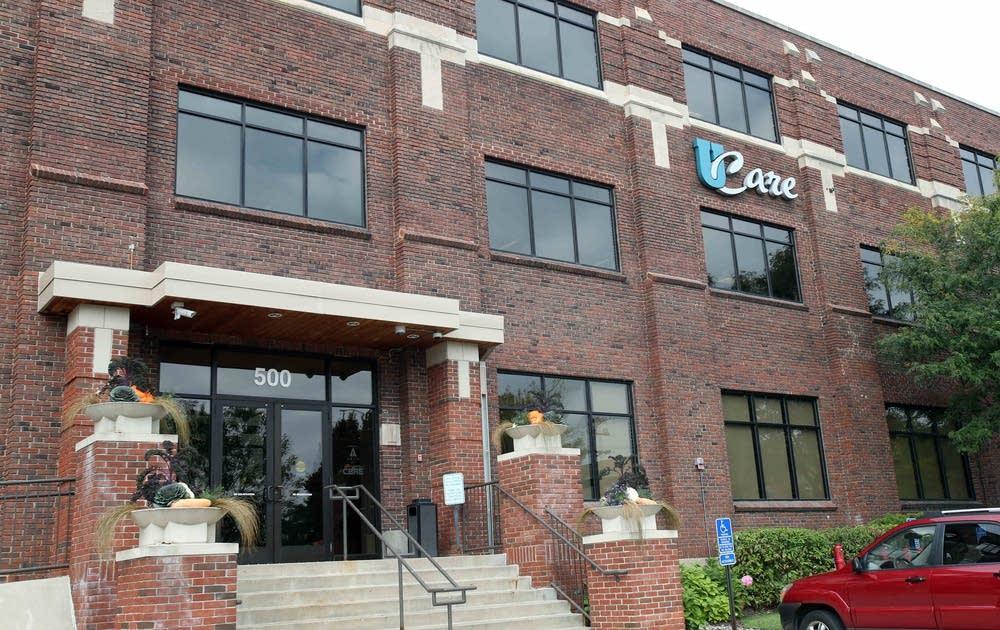 UCare's Minneapolis headquarters