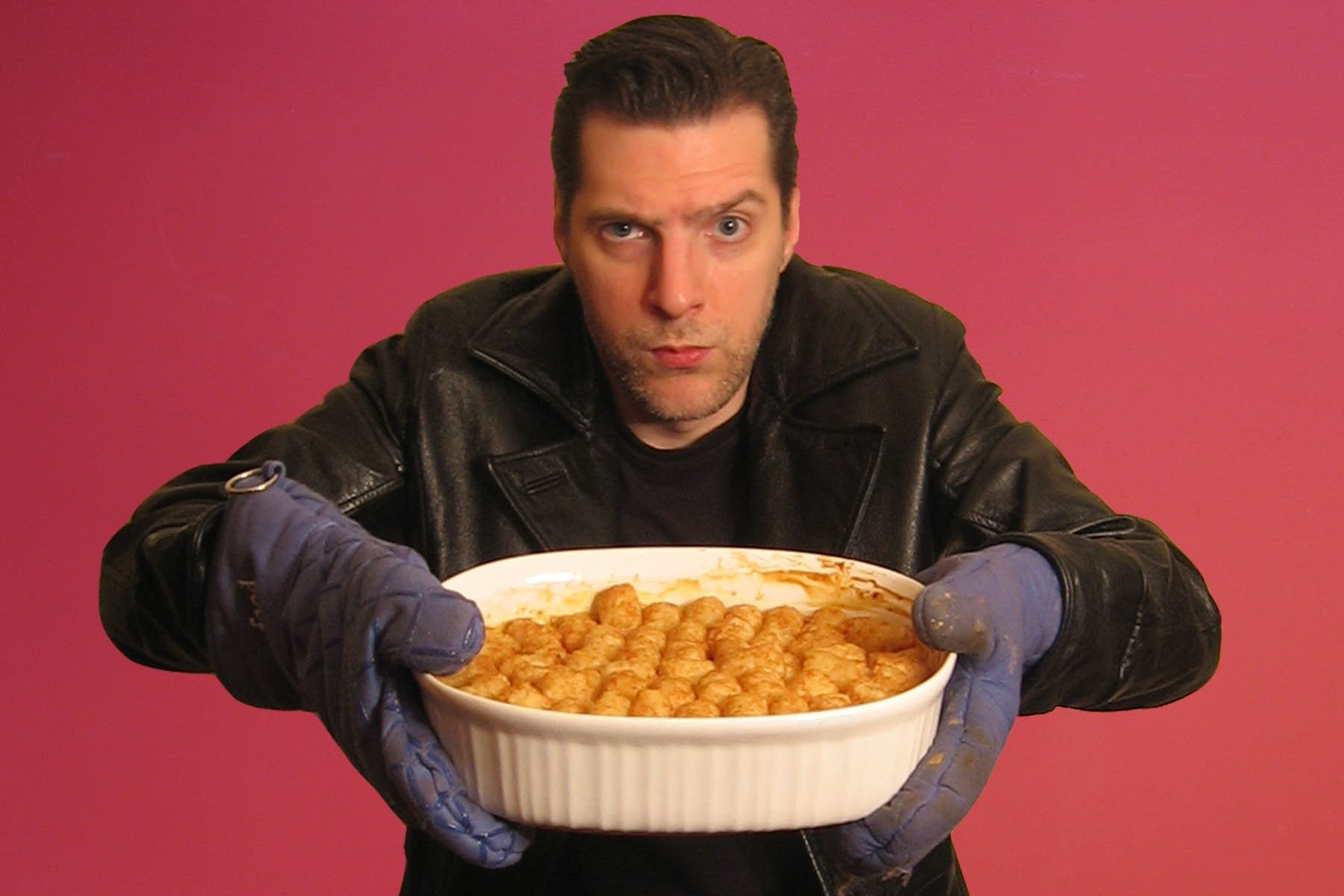 joseph scrimshaw, hot dish