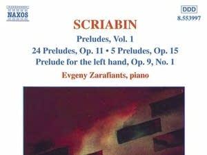Alexander Scriabin - Preludes Op. 11: No. 15