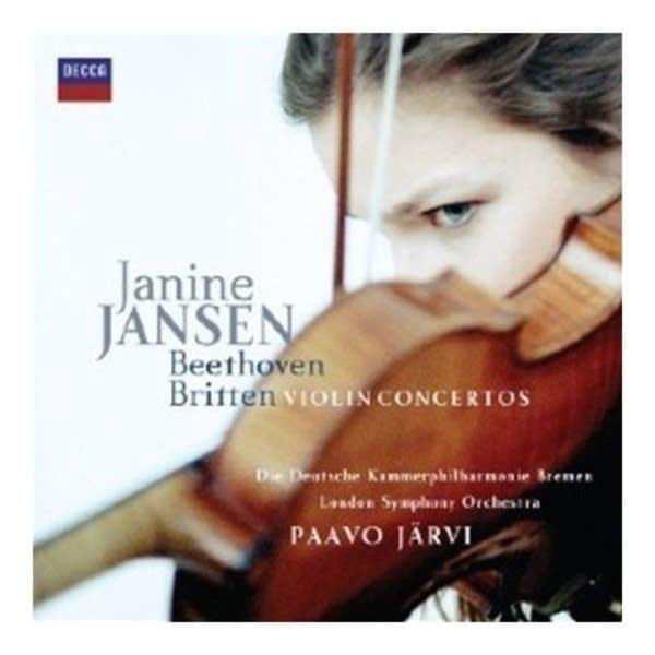 Janine Jansen - Beethoven, Britten: Violin Concert