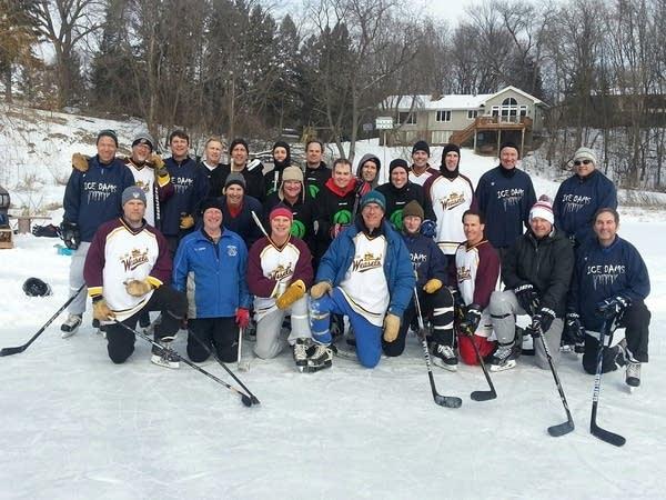 Twaddle Pond Hockey