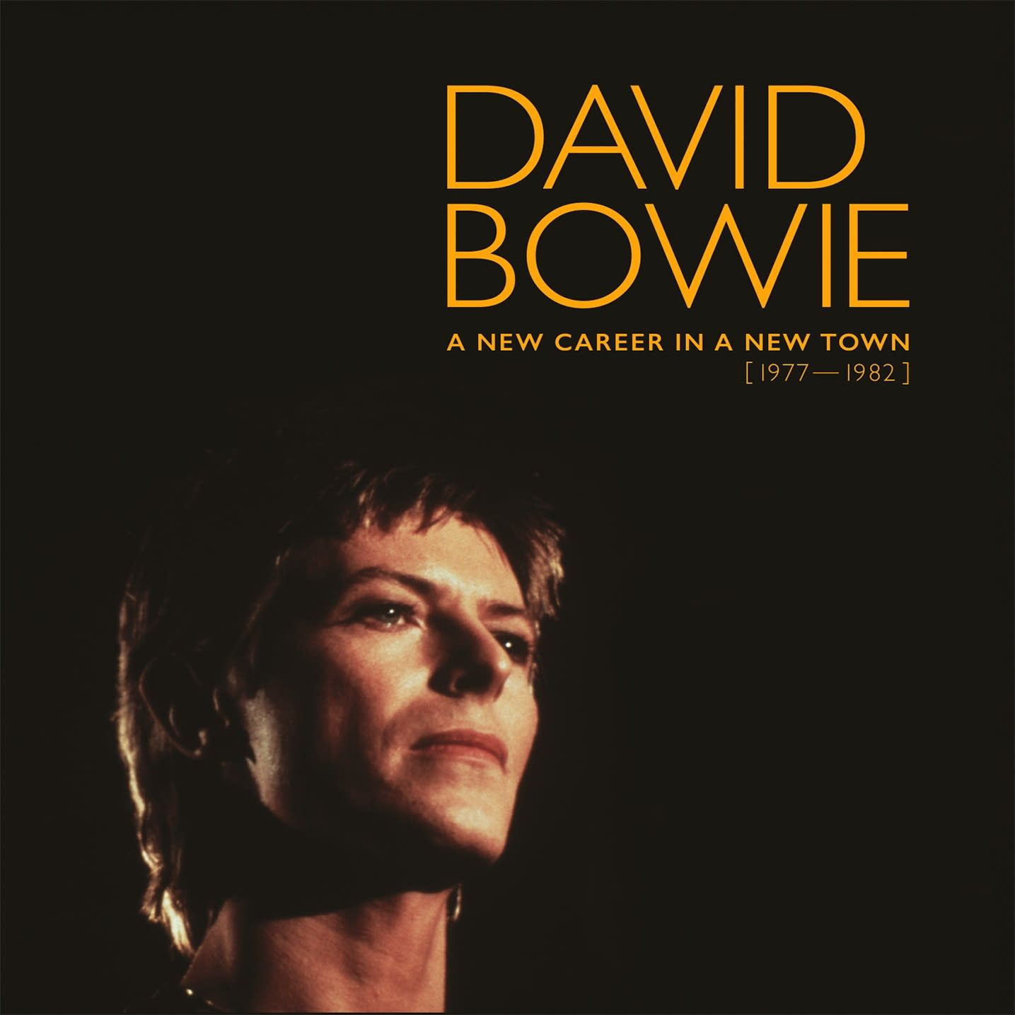 David Bowie a new career in town