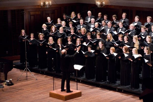 Vote for your favorite choral music   Classical MPR