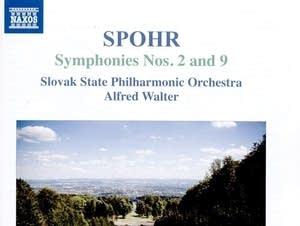 Louis Spohr - Symphony No. 9
