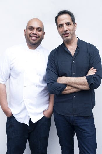 yotam ottolenghi and ramael scully
