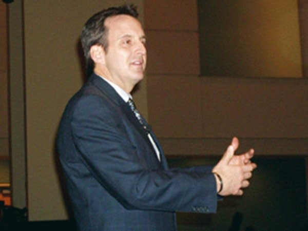 Pawlenty outlines education plan