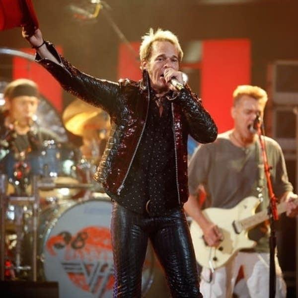 Van Halen reunion pic