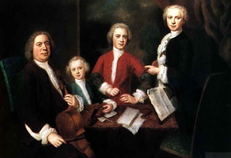 Bach and His Sons