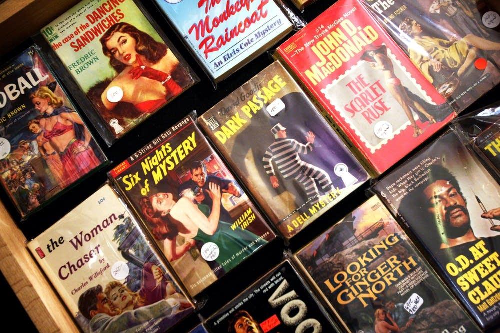 Rare paperbacks
