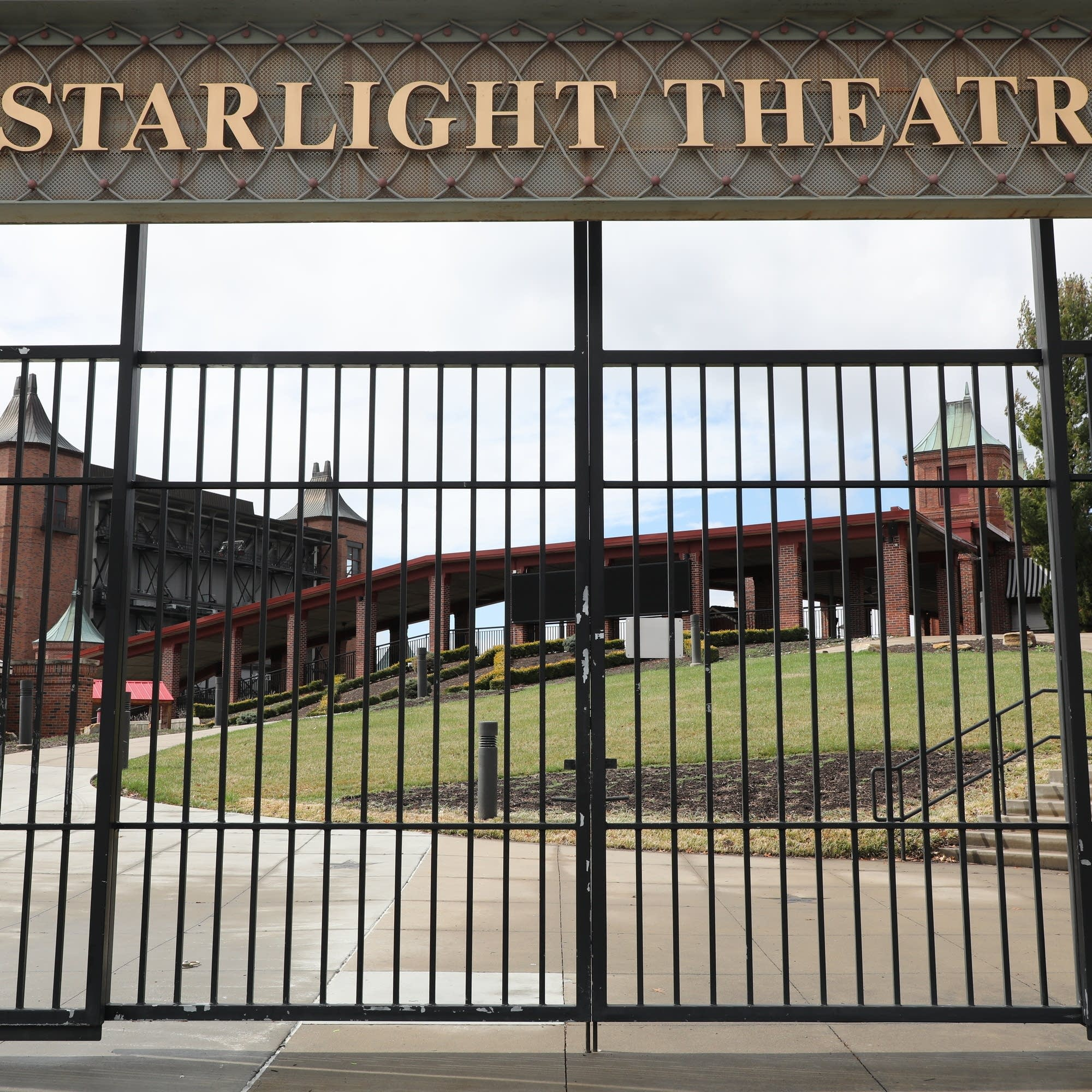 The Starlight Theatre in Kansas City, Mo.