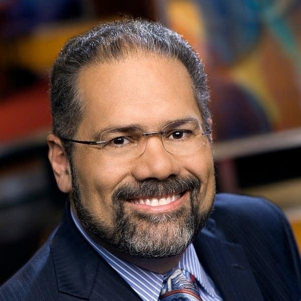 Journalist Ray Suarez