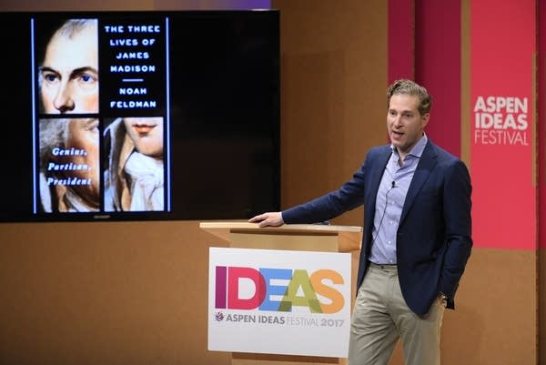 Author and professor Noah Feldman discusses the legacy of James Madison.