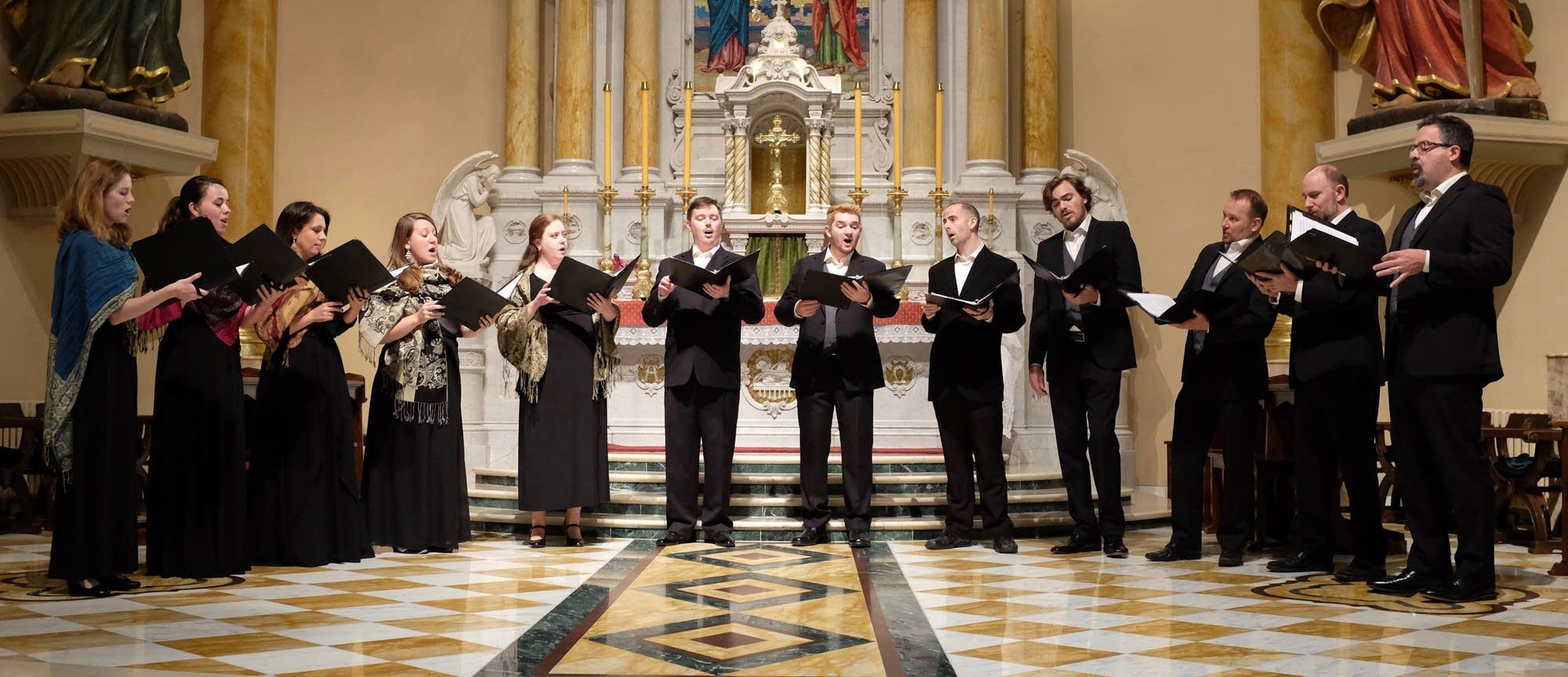 The Rose Ensemble: Christmas in Baroque Malta | Classical MPR