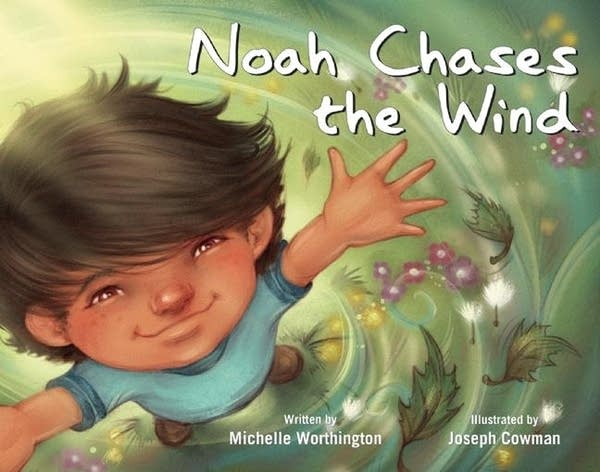 Julie's Library: Noah Chases The Wind