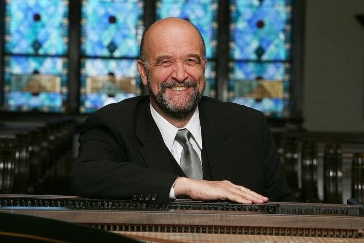 Jacques Ogg, Artistic Director for Lyra Baroque