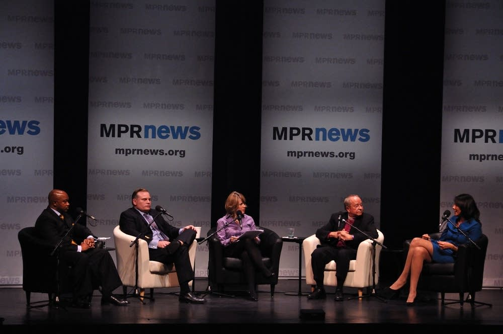 The MPR debate