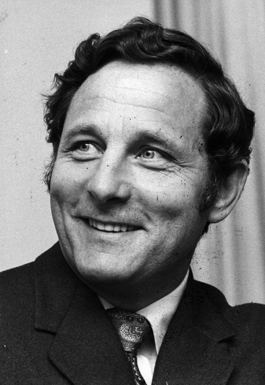 U.S. Sen. Birch Bayh in 1975.