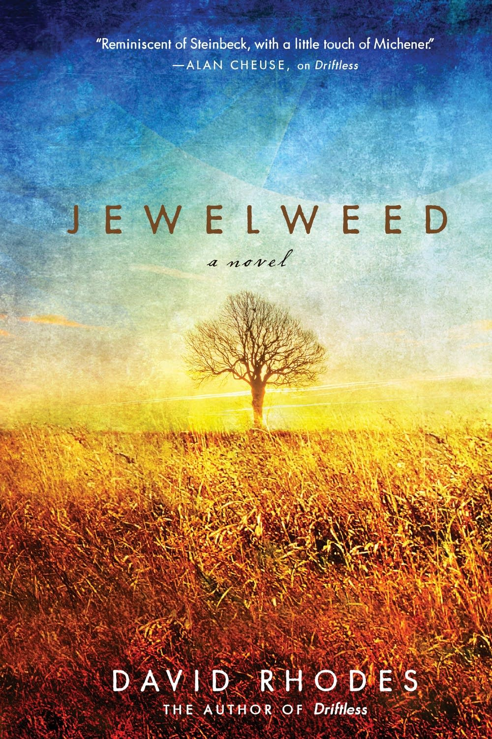 'Jewelweed' by David Rhodes
