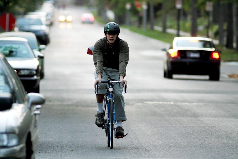 Bike route