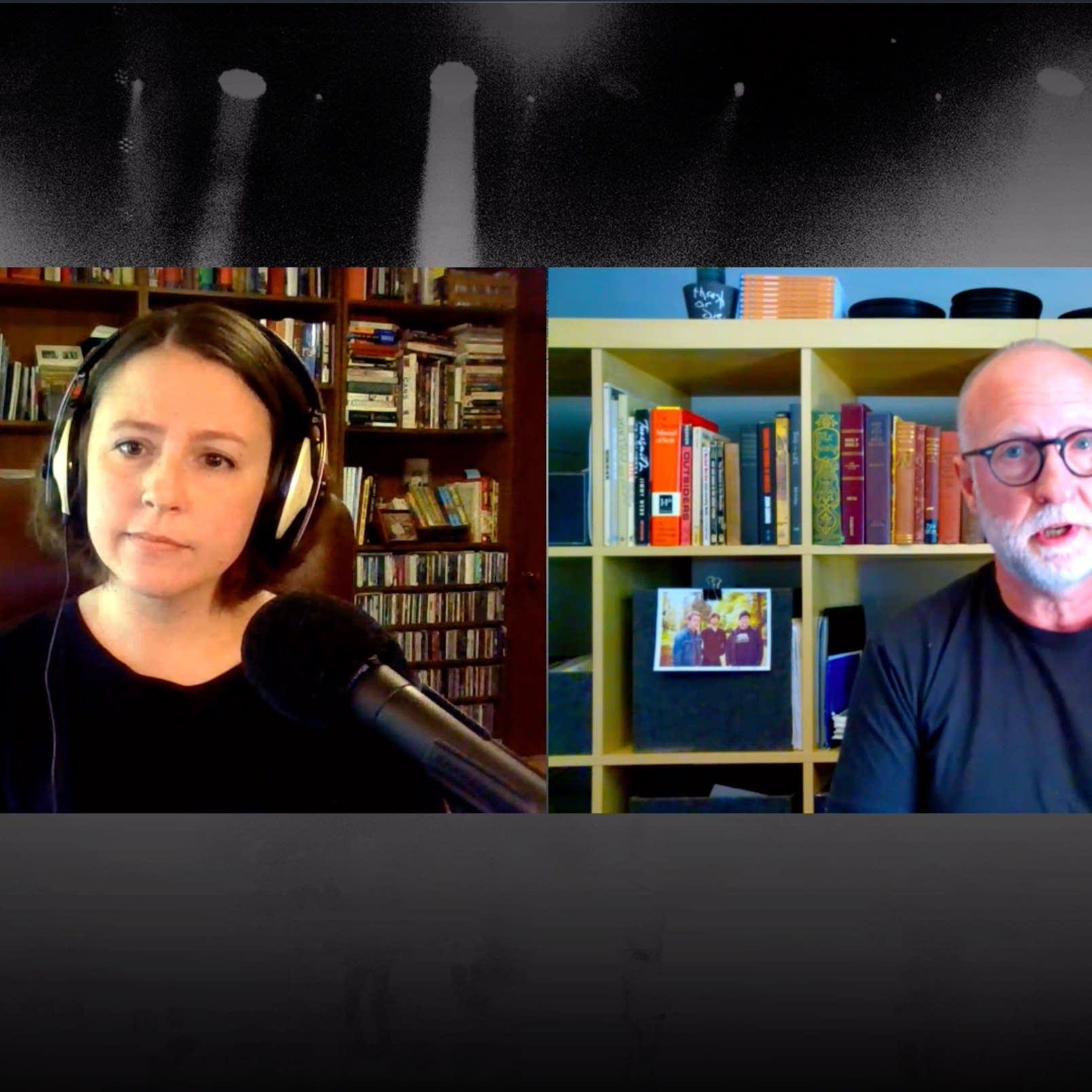 Andrea Swensson interviews Bob Mould