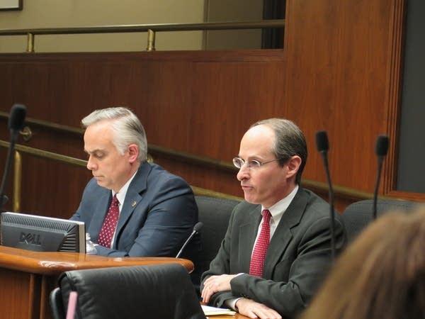 Rothman testifies before House Commerce Committee