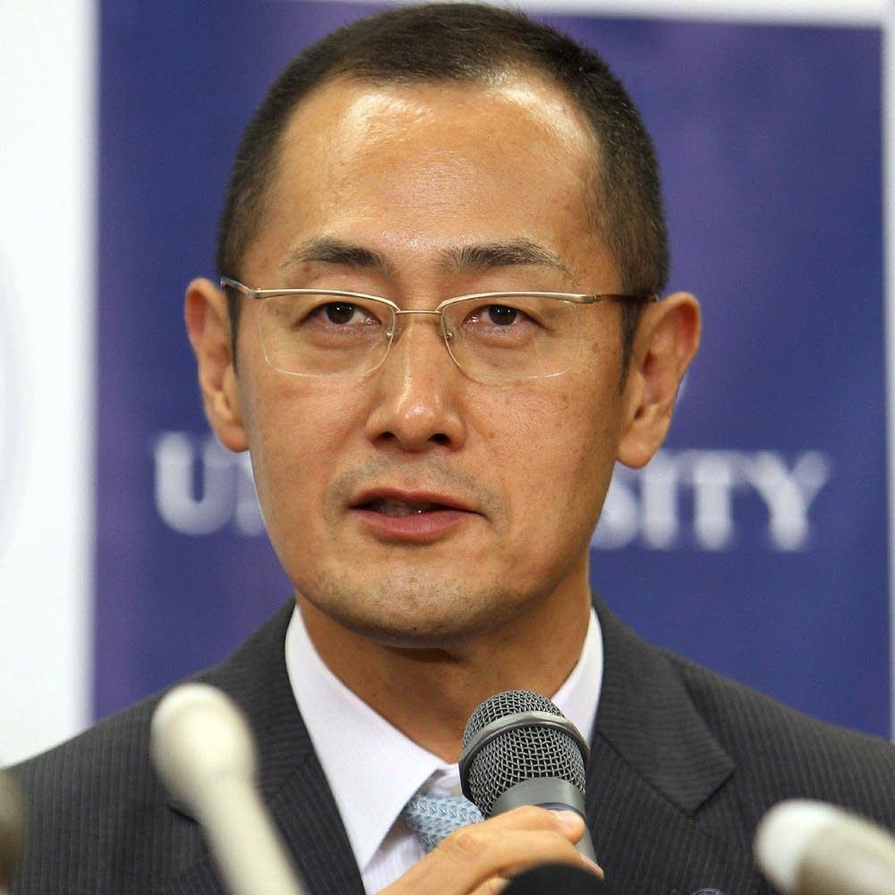 Professor Shinya Yamanaka