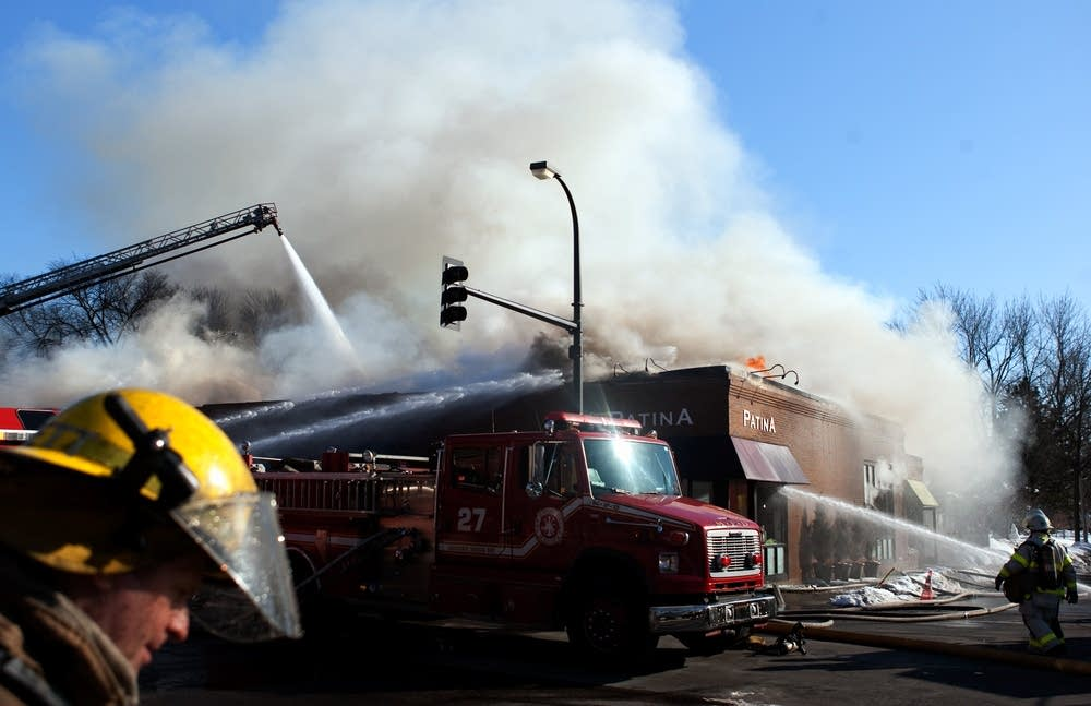 South Minneapolis fire