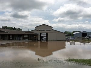 Climate change means more flash floods from extreme rainfall events.