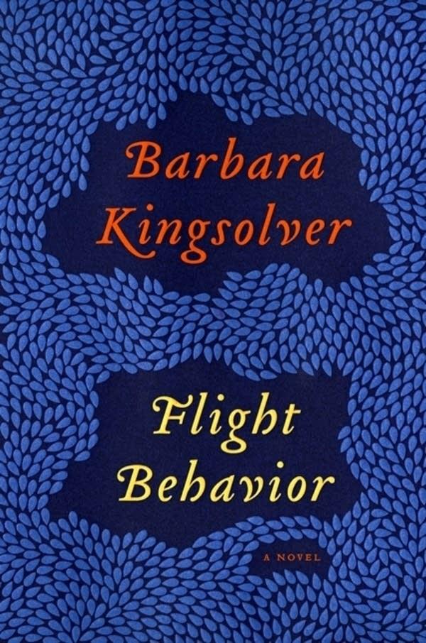 """'Flight Behavior"""" by Barbara Kingsolver"""